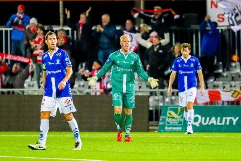 TIL ROSENBORG: Arild Østbø er nå solgt til Rosenborg. FOTO: Thomas Andersen