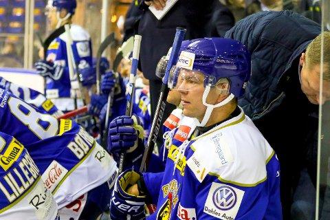 Kar for Modo: Per-Åge Skrøder har skrevet under papirene for å spille resten av sesongen for Modo. FOTO: Thomas Andersen
