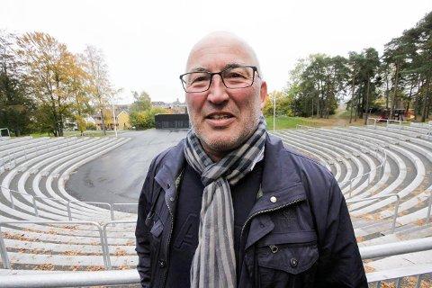 GLEDER SEG: Gleng-sjef Pål Antonsen lover et stjernespekket program når Glengfestivalen 2017 arrangeres i Kulås Amfi 16- og 17 juni.
