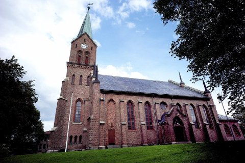 Illustrasjonsfoto av Sarpsborg kirke