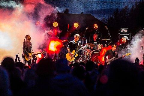 ÅPNER FESTIVALEN: Postgirobygget har fått det ærefulle oppdraget med å åpne årets Sarpsborgfestival i Kulås Amfi.