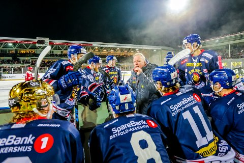 IKKE TENKT: Lenny Eriksson og Sparta har ikke hatt noe møte og trenerjobben neste sesong.
