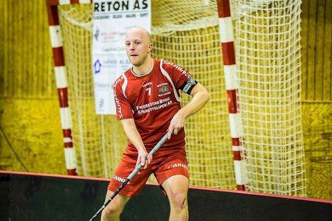 Kaptein Lars Erik Torp scoret to av målene da Greåker slo Gjelleråsen med 6-4 på bortebane lørdag. (Foto: Vetle Granath Magelssen)