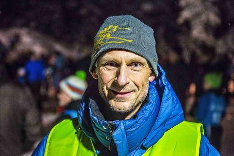 FORBEREDT: Arild Bergsland og Trøsken IL er forberedt på skolekarusellrenn i januar og februar.
