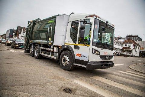 KORONA-KARANTENE: Flere renovatører i Sarpsborg kommune er i karantene. Det medfører forsinkelser i søppeltømmingen i kommunen.