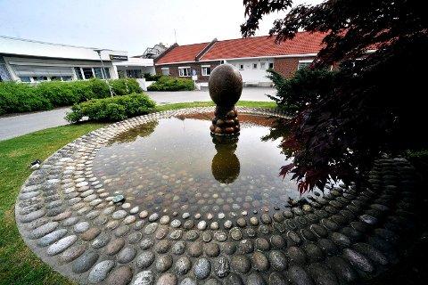 TINGVOLL: Et par avdelinger på Tingvoll sykehjem får strykkarakter i en tilstandsrapport.