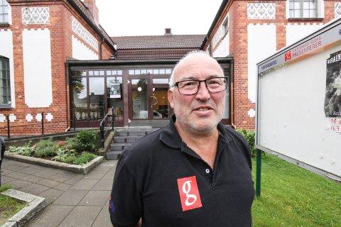 Ser framover: Gleng-leder Pål Antonsen er langt mer positiv til Gleng-framtiden nå, enn han var i sommer.
