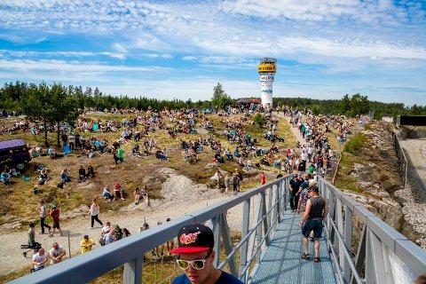 GATEBIL: Til helgen arrangeres årets siste Gatebil-treff på Rudskogen Motorsenter.