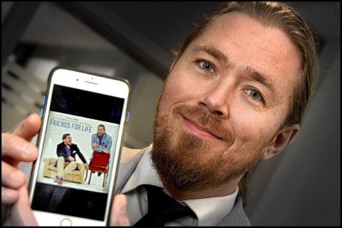Storbandjul: 23. november er det premiere på årets utgave av «Jul hos Joneid» på Sarpsborg scene.
