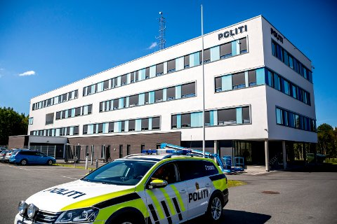 TATT: De to sarpingene endte i arresten på Grålum etter å ha blitt tatt for innbrudd natt til lørdag.
