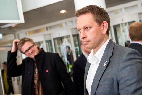 Nestleder Vegard Einan i YS-forbundet Parat ønsker Ryanair velkommen tilbake til Rygge, så lenge de ansatte får norske arbeidsvilkår.