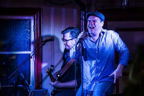 SYK: Odd Rene Andersen er blitt syk og må avlyse morgendagens konsert på Olavs Pub på Greåker