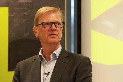 XXL-SJEF: Fredrik Steenbuch er daglig leder i XXL.