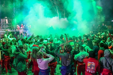 LANDSTREFFET: Ingen er blitt politianmeldt, men det skjedde likevel seksuelle overgrep under landstreffet på Fredriksten festning i helga. To russejenter oppsøkte Overgrepsmottaket i helga.