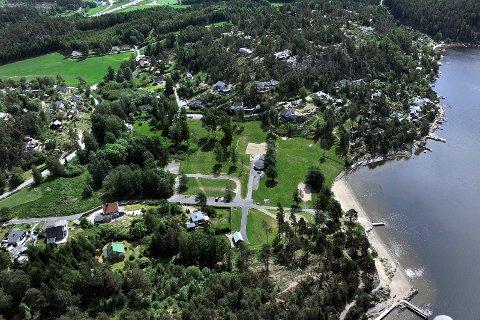 HØYSAND: De kommunale vannledningene skal spyles, melder Sarpsborg kommune.