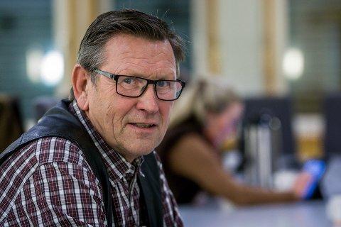 ÅPEN DØR: Kristelig Folkeparti og Annar Hasle har ikke lukket døren for videre forhandlinger med Arbeiderpartiet selv om de nå rekker ut hånden til Senterpartiet.
