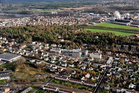 AVANSERER: Sarpsborg kommune avanserer fra 285. plass til 187. plass på året Kommunebarometer.