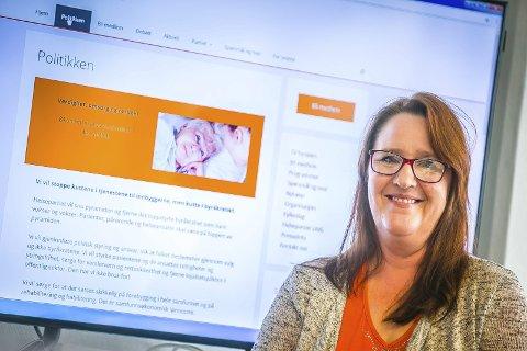 Helene Spro (43) ble forrige helg valgt til leder av nystiftede Helsepartiet Viken.