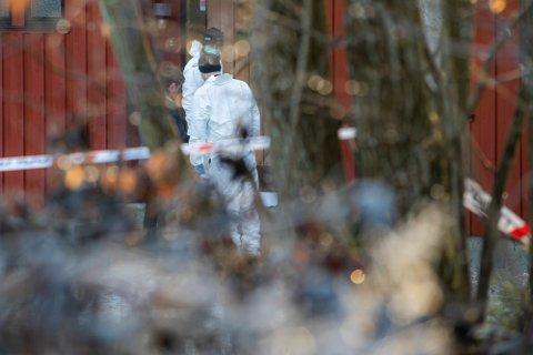 Retten har fått høre om et konfliktfylt ekteskap mellom den drapstiltalte 35-åringen og den 25 år gamle kvinnen som ble brutalt drept i familiens hjem på Borgenhaugen i romjula 2018.
