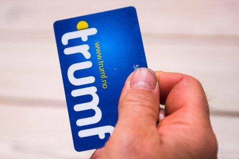 Har du Trumf-kort kan det være lurt å sjekke kontoen.