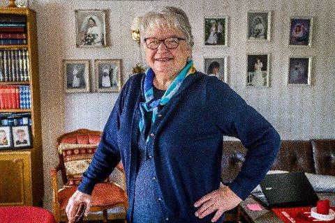IKKE OVERRASKET: Leder i Sarpsborg Kristelig Folkeparti, Inger Lise Brække, ble ikke overrasket over at de ikke fikk gjennomslag for endring av «sorteringsparagrafen» i abortloven.