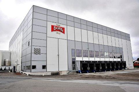 UTVIDER: Hansa Borg utvider distribusjonen av sine varer.