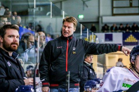 EKSPERT: Tidligere Lillehammer-trener Tor Nilsen tipper Sparta på 7. plass i eliteserien kommende sesong.