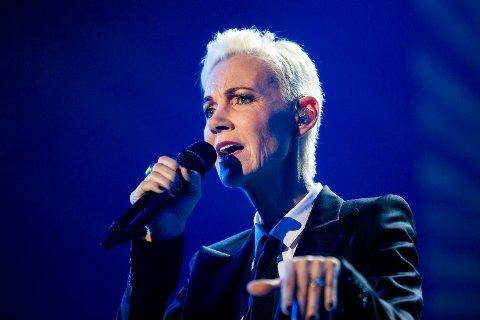 ROXETTE: Marie Fredriksson er død, 61 år gammel.