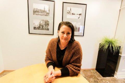 Mer litteratur: Kulturutvalgsleder Therese Thorbjørnsen er klar på at Litteraturuka på ingen måte skal legges ned..