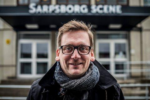 ØKTE MILDER: Halvor Titlestad får nå mulighet til å øke bemanningen ved Sarpsborg scene.