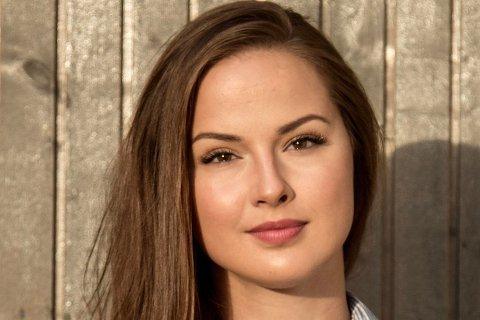 HELT SJEF: Liza-Mari Widnes Isaksen er sjef for et anlegg verdt 750 millioner kroner.