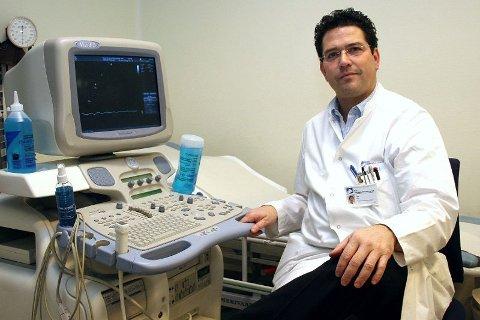 Dan Atar, Professor og overlege i kardiologi på Oslo universitetssykehus (eller Ullevål sykehus)