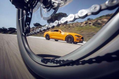 KURS: I midten av oktober holder Ford Norge det internasjonale kjøreopplæringsprogrammet Ford Driving Skills for Life på Rudskogen.