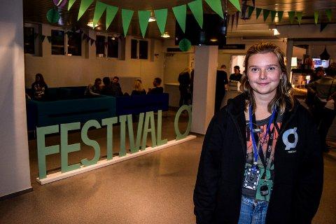 NOMINERT: Emilie Slangsvold er nominert til den gjeve Østfoldprisen i år.