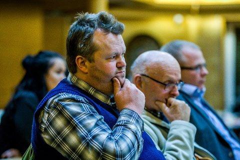 JOKER: Helge Skår og Sp sitter igjen som den store jokeren etter mandagens valg.