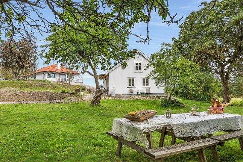 SOLGT: Skjeggeby gård er nå solgt.