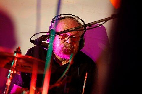 TIL SARPSBORG: Martin Kopperud tidligere kjent fra The Teddybears startet sammen med Thor Hilmersen bandet The Blue Rockets på slutten av åttitallet.