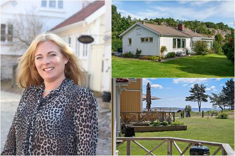 – Vi har hatt visning på typiske «norske» objekter hele sommeren, men fra den norske siden har det vært helt dødt, sier eiendomsmelger Sasha Andersson fra Mäklarhuset i Strømstad.