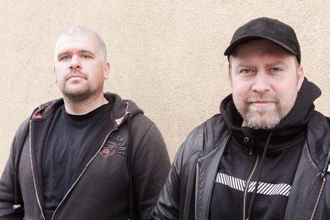 Klare med ny låt: Piston Damp, med Truls Sønsterud (til venstre) og Jonas Groth, slipper singelen «Loose Ends» 1. februar.