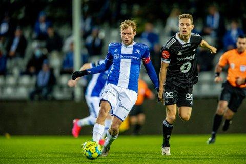 ÅPNINGSKAMP:  I dag ble det klart at Jonathan Lindseth og Sarpsborg 08 møter Viking i seriepremieren i eliteserien.