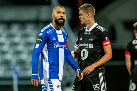 NY KLUBB: Guillermo Molins fortsetter fotballkarrieren i Rosenborg.