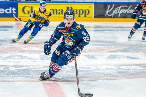 NY KLUBB: Christoffer Karlsen bytter klubb før neste hockeysesong.