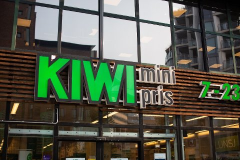 STOR AKTØR: Kiwi er en av butikkene til Norgesgruppen, som har en stor markedsandel i dagligvaremarkedet.