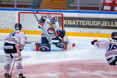 UAVKLART: Det er fortsatt uavklart om målvakten Jens Kristian Lillegrend spiller i Sparta neste sesong.