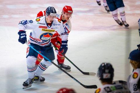 LANDSKAMPER: Sarpingen Emil Martinsen Lilleberg er uttatt til landskamper mot Sverige.
