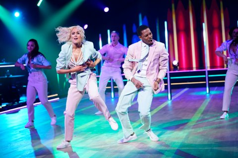 Nate Kahungu - Helene Spilling Showdans - Dance Monkey / Tones And I