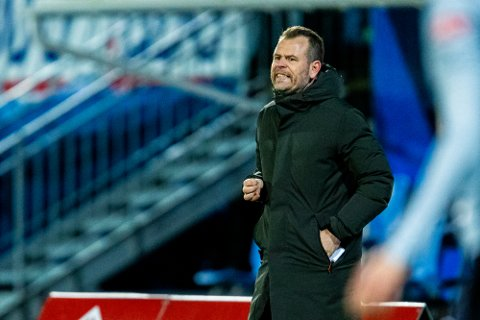 Attraktiv: Sarpsborg 08s trener Mikael Stahre er en attraktiv trener i hjemlandet Sverige.