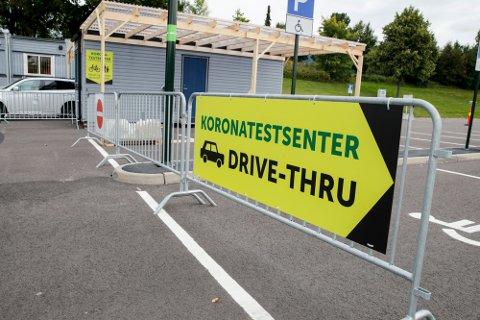 297 personer ble testet i Sarpsborg torsdag.