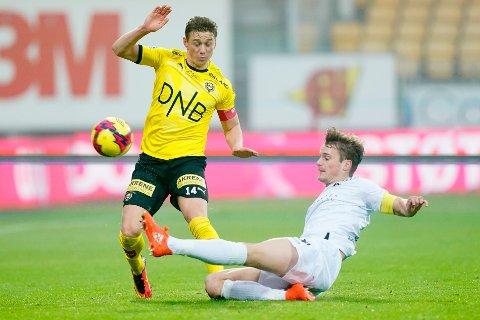 Ikke på vei: Det spekuleres i om Fredrik Krogstad fortsetter fotballkarrieren i Sarpsborg 08, men agenten er ikke i prat med klubben.
