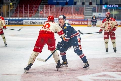 OPPSTART: Trym Østby og resten av Sparta-laget kan kanskje komme i gang med seriespillet igjen torsdag neste uke.